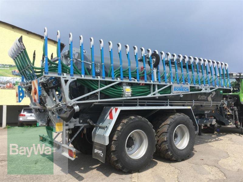 Pumpfass des Typs Kotte GARANT PT 13.900 KOTTE PUMPTAN, Neumaschine in Bogen (Bild 5)