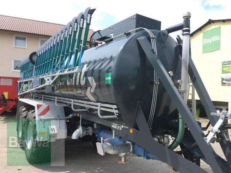 Pumpfass des Typs Kotte GARANT PT 13.900 KOTTE PUMPTAN, Neumaschine in Bogen (Bild 4)