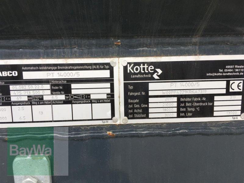 Pumpfass des Typs Kotte GARANT PT 13.900 KOTTE PUMPTAN, Vorführmaschine in Neunburg (Bild 8)