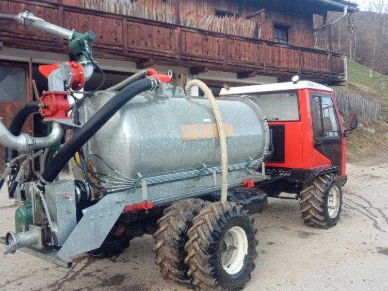 Pumpfass des Typs Lochmann Aufbaufass CP25, Gebrauchtmaschine in Bruck (Bild 1)
