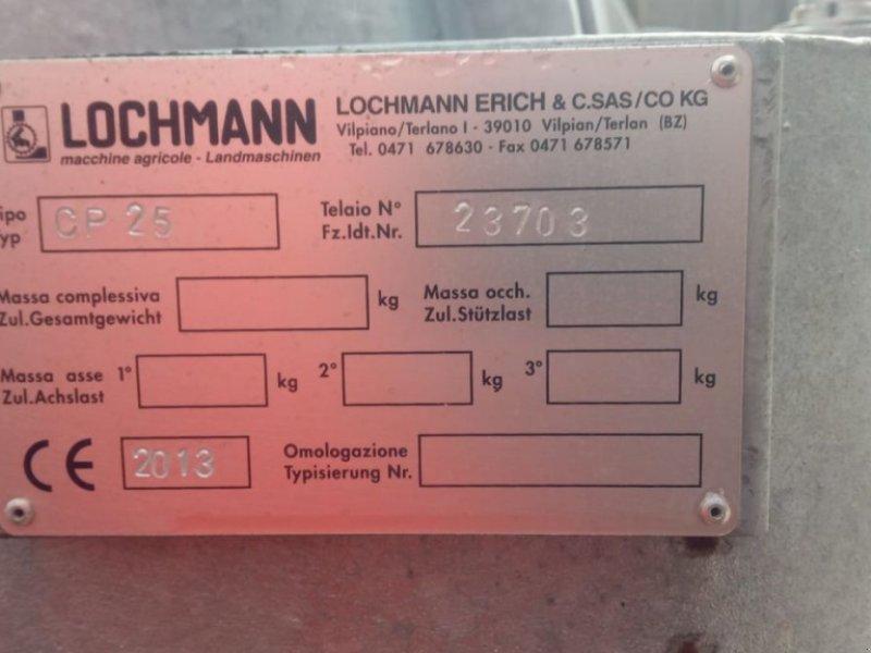 Pumpfass des Typs Lochmann Aufbaufass CP25, Gebrauchtmaschine in Bruck (Bild 3)