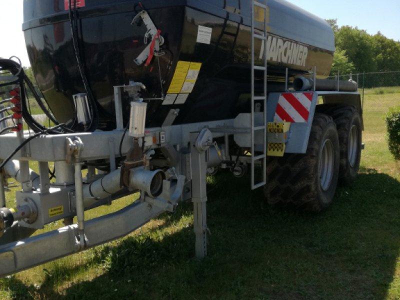 Pumpfass des Typs Marchner 14000l, Gebrauchtmaschine in Nittenau (Bild 1)