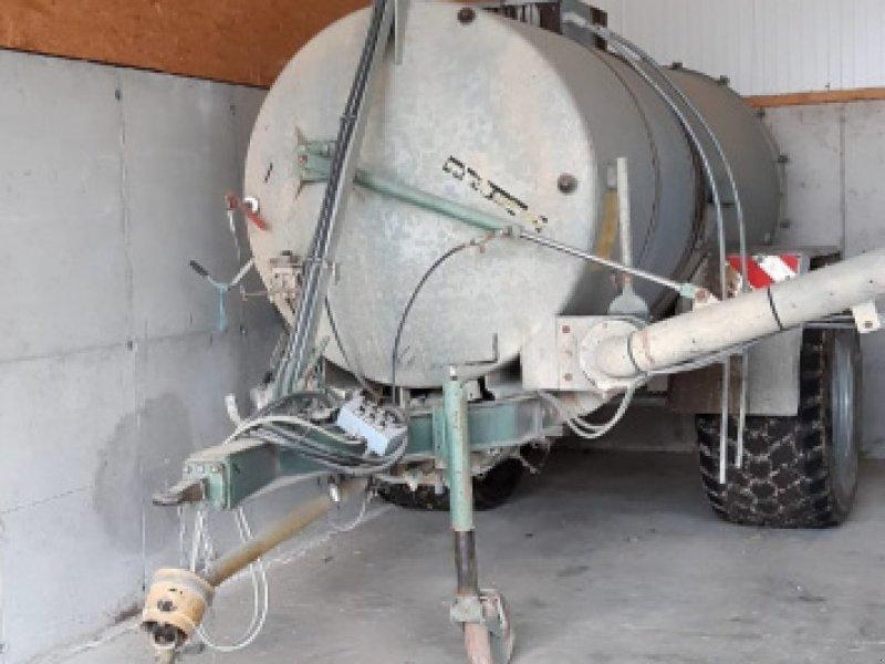 Pumpfass типа Marchner 8000l, Gebrauchtmaschine в Degersheim (Фотография 1)