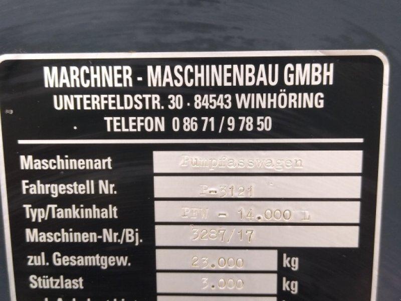 Pumpfass a típus Marchner PFW 14000, Gebrauchtmaschine ekkor: Marktzeuln (Kép 7)
