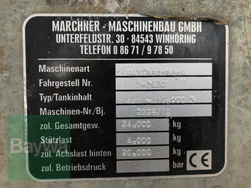 Pumpfass des Typs Marchner PFW 16000, Gebrauchtmaschine in Bamberg (Bild 20)