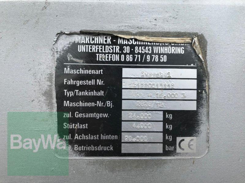 Pumpfass des Typs Marchner PFW 16000, Gebrauchtmaschine in Bamberg (Bild 21)