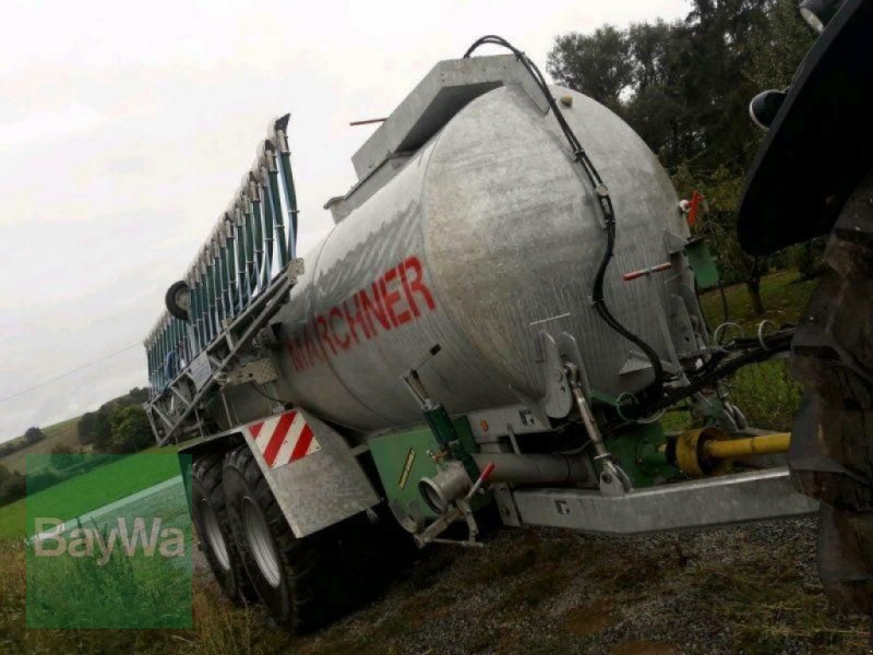 Pumpfass του τύπου Marchner PHW 15.000 L, Gebrauchtmaschine σε Straubing (Φωτογραφία 3)