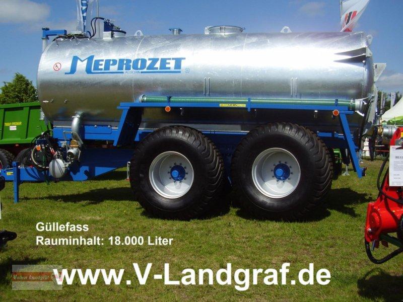 Pumpfass типа Meprozet PN 3/18, Neumaschine в Ostheim/Rhön (Фотография 1)