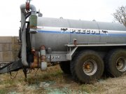 Pumpfass des Typs Peecon 13000L Med kran, Gebrauchtmaschine in Varde
