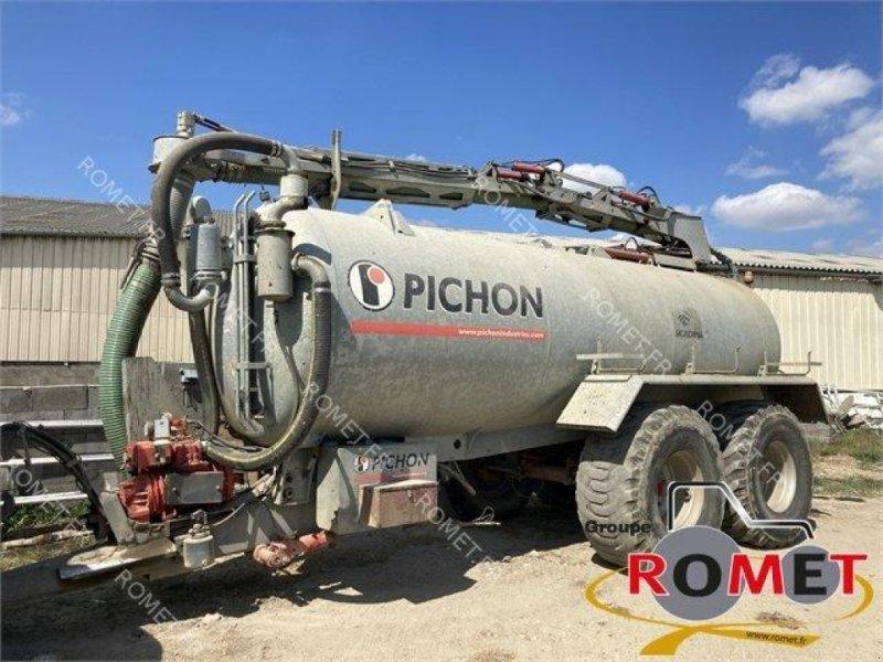 Pumpfass типа Pichon TCI 15700, Gebrauchtmaschine в Gennes sur glaize (Фотография 1)