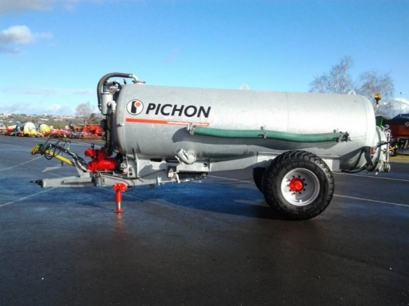 Pumpfass типа Pichon TCI10400-EP6, Gebrauchtmaschine в SAINTE MAURE DE TOURAINE (Фотография 1)