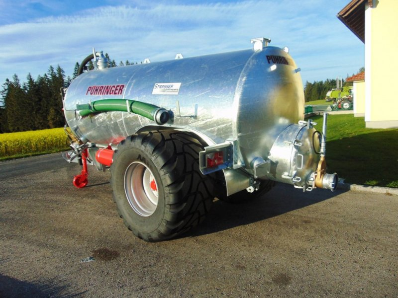 Pumpfass des Typs Pühringer 8000, Neumaschine in Neukirchen am Walde  (Bild 7)