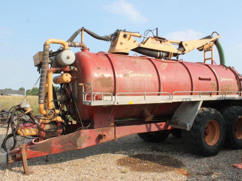 Pumpfass типа Samson 15.000L, Gebrauchtmaschine в Viborg (Фотография 1)