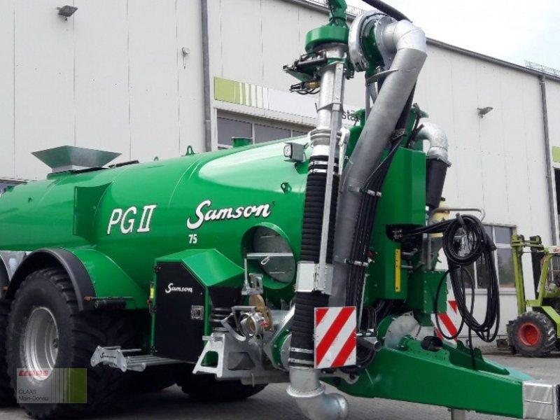 Pumpfass des Typs Samson PG 16 - PG 18 - PG 20 - PG 21 - PG 25 - PG 28 - PG 31 - PG 35, Gebrauchtmaschine in Vohburg (Bild 1)