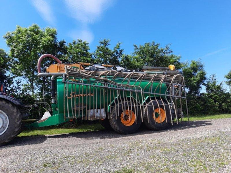Pumpfass типа Samson PG 18, Gebrauchtmaschine в Toftlund (Фотография 1)
