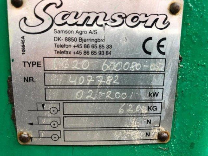 Pumpfass des Typs Samson PG-20, Gebrauchtmaschine in Gjerlev J. (Bild 5)