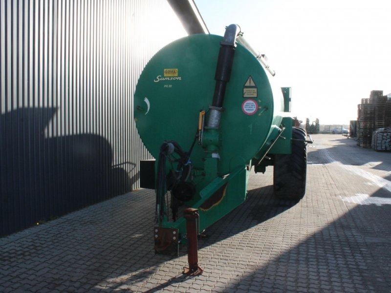 Pumpfass des Typs Samson PG20, Gebrauchtmaschine in Viborg (Bild 3)