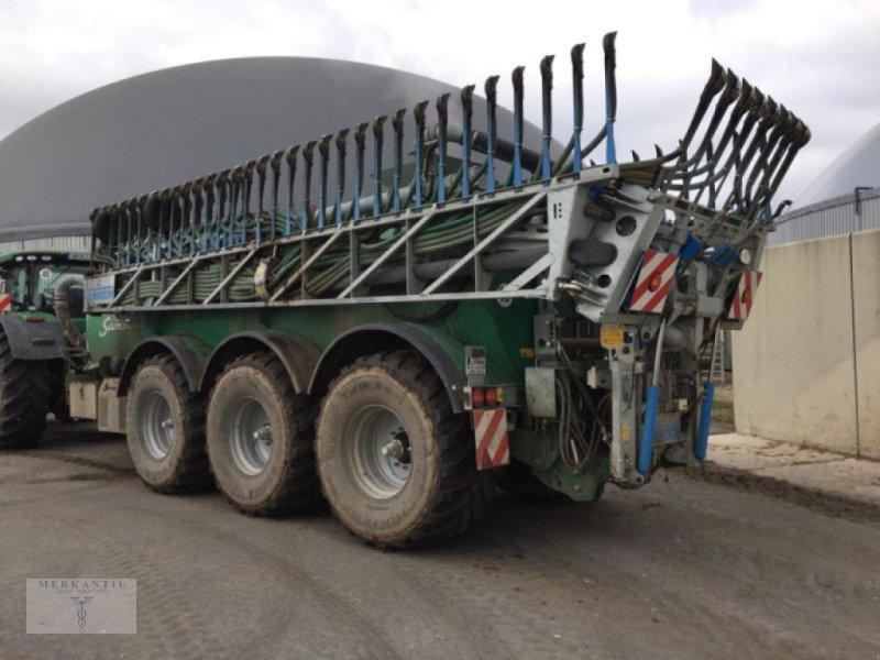 Pumpfass des Typs Samson PG21 mit Bomech 24m Verteiler, Gebrauchtmaschine in Pragsdorf (Bild 1)