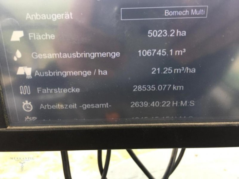 Pumpfass des Typs Samson PG21 mit Bomech 24m Verteiler, Gebrauchtmaschine in Pragsdorf (Bild 5)