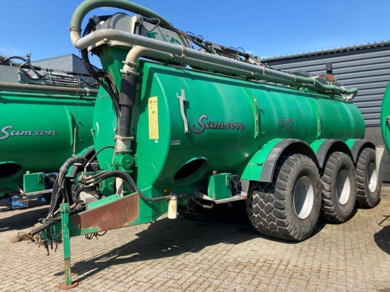 Pumpfass типа Samson PG25, Gebrauchtmaschine в Hinnerup (Фотография 1)