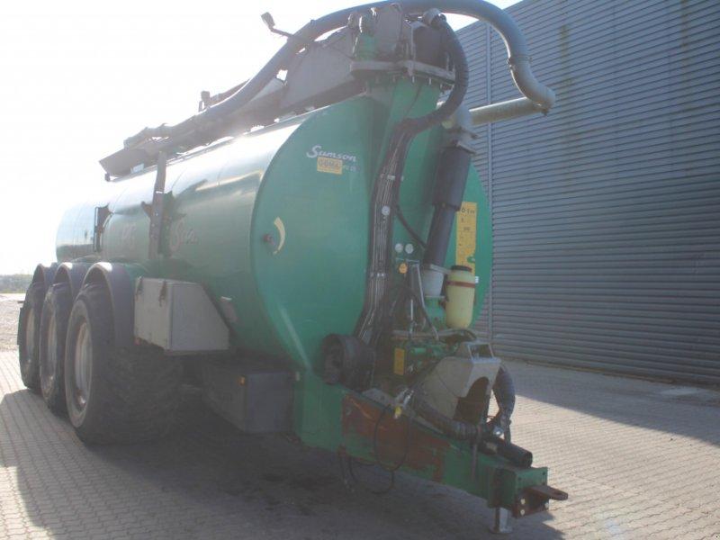 Pumpfass des Typs Samson PG25HT, Gebrauchtmaschine in Viborg (Bild 2)
