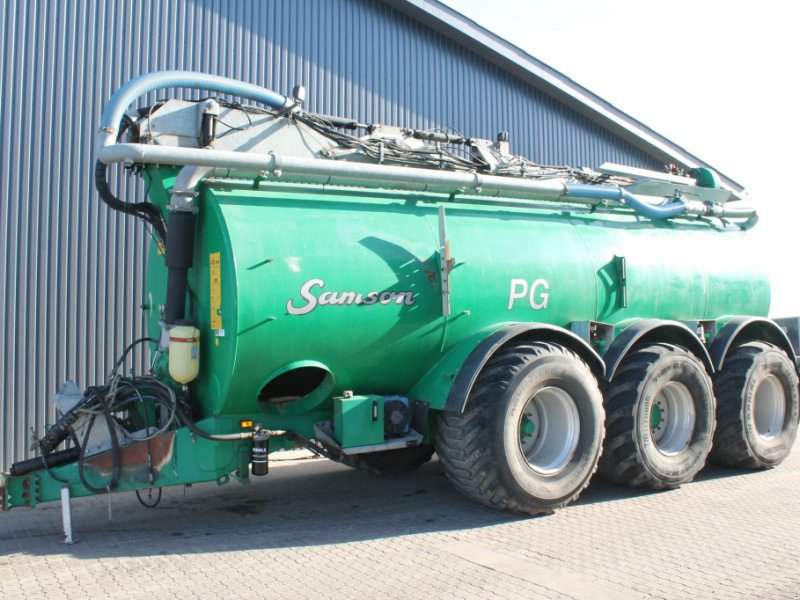 Pumpfass des Typs Samson PG25HT, Gebrauchtmaschine in Viborg (Bild 1)