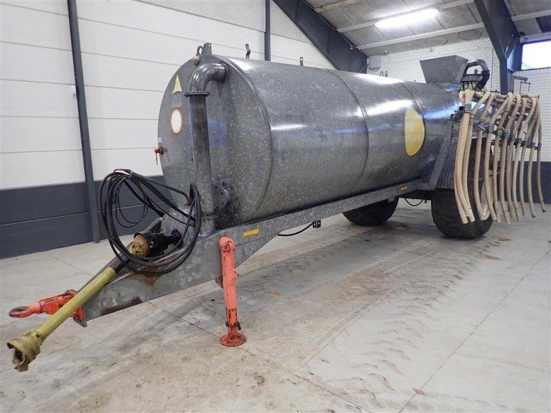 Pumpfass tip Sonstige 12000 ltr galvaniseret Slangebom medfølger., Gebrauchtmaschine in Haderup (Poză 1)