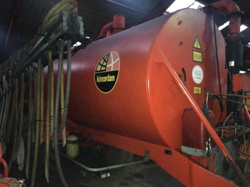 Pumpfass a típus Sonstige 18 Tons med sortjordsnedfælder, Gebrauchtmaschine ekkor: Hobro (Kép 1)