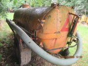 Pumpfass tipa Sonstige 3000 liter, Gebrauchtmaschine u Høng