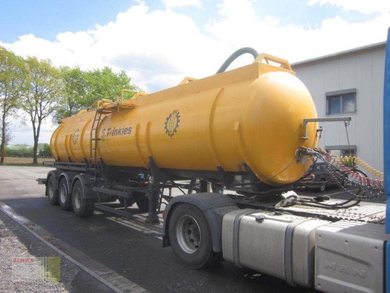 Pumpfass типа Sonstige Kässbohrer STC-26, 26 cbm, Dreiachs-Gülletransporter, Tanksattelauflieger, Edelstahl, Zubringer, Gebrauchtmaschine в Molbergen (Фотография 6)