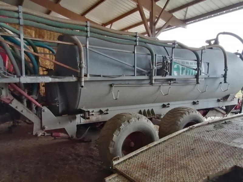 Pumpfass tip Sonstige TCH 120, Gebrauchtmaschine in TREMEUR (Poză 1)