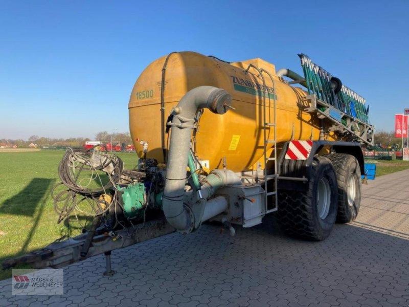 Pumpfass типа Sonstige ZUNHAMMER, SKE 18,5 PULL, BOMECH, Gebrauchtmaschine в Oyten (Фотография 1)