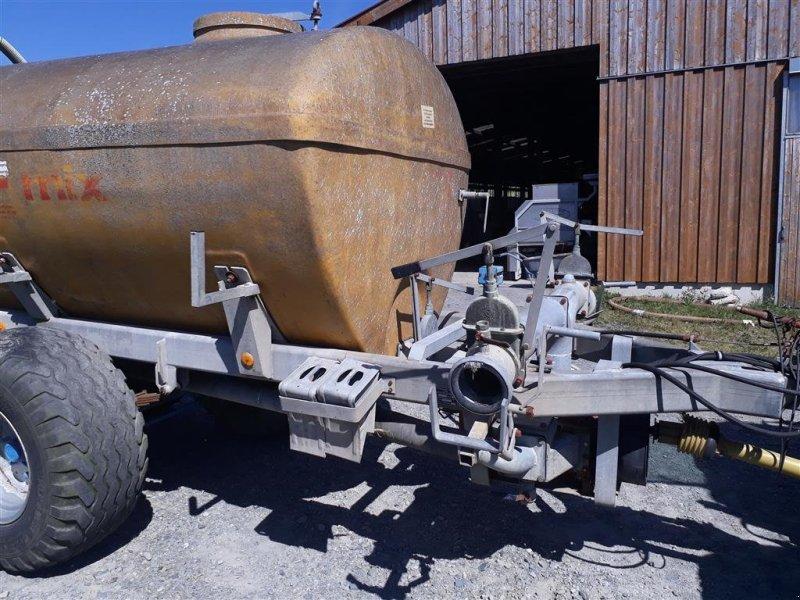Pumpfass des Typs Streumix DXT 7000, Gebrauchtmaschine in Bayreuth (Bild 3)