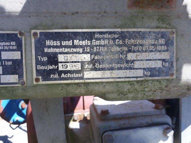 Pumpfass des Typs Streumix DXT 7000, Gebrauchtmaschine in Bayreuth (Bild 11)