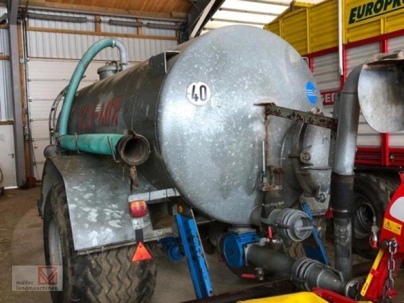 Pumpfass des Typs Streumix PX 80, Gebrauchtmaschine in Bonndorf (Bild 1)