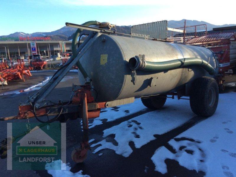 Pumpfass des Typs Vakutec 5000 Liter, Gebrauchtmaschine in Knittelfeld (Bild 1)