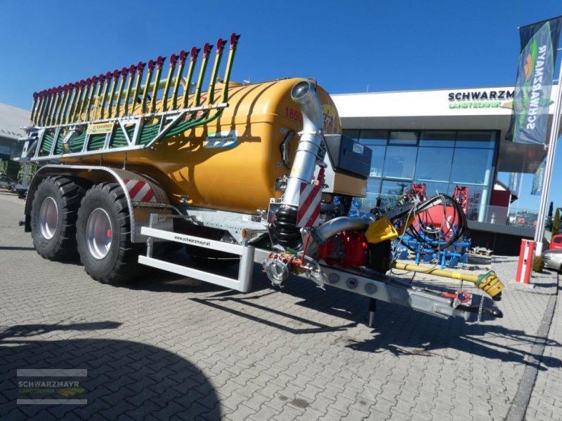 Pumpfass des Typs Vakutec SKE 18,5 PU light ECO, Neumaschine in Gampern (Bild 1)