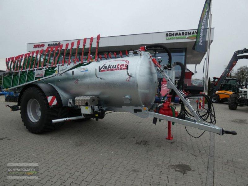 Pumpfass типа Vakutec VA 9500 + Schleppschuhverteiler, Neumaschine в Gampern (Фотография 1)