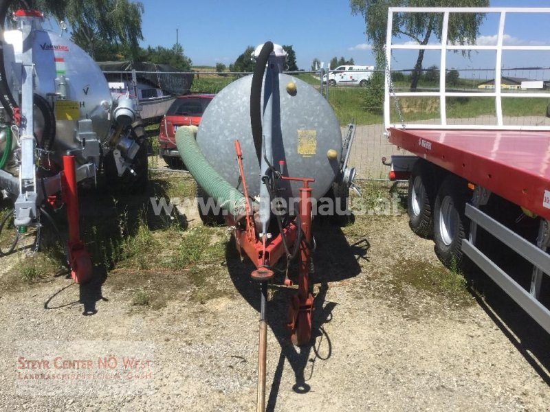 Pumpfass des Typs Vakuumat 3500 L, Gebrauchtmaschine in Purgstall (Bild 2)