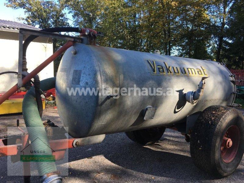 Pumpfass типа Vakuumat 4000 L, Gebrauchtmaschine в Pregarten (Фотография 1)