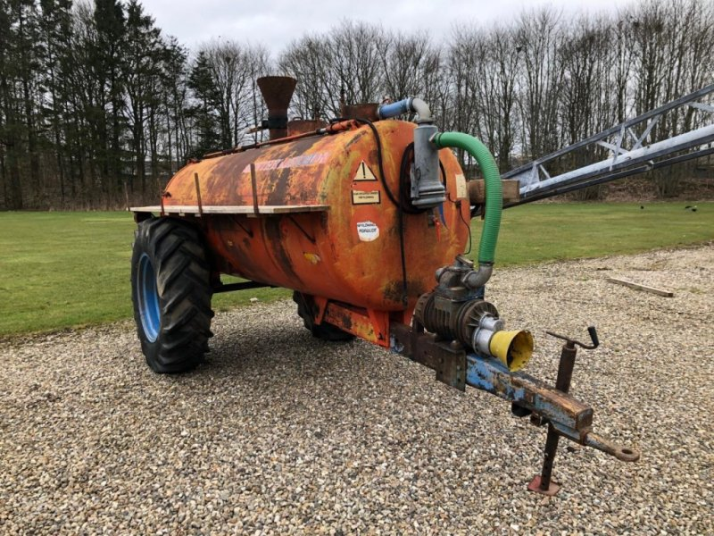 Pumpfass tipa Von Der Heide 3000L, Gebrauchtmaschine u Jelling (Slika 1)