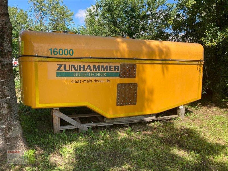 Pumpfass типа Zunhammer 16 m³, Gebrauchtmaschine в Vohburg (Фотография 1)