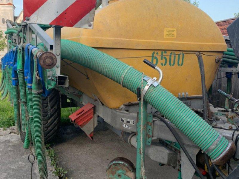 Pumpfass типа Zunhammer 6500, Gebrauchtmaschine в Eglfing (Фотография 1)