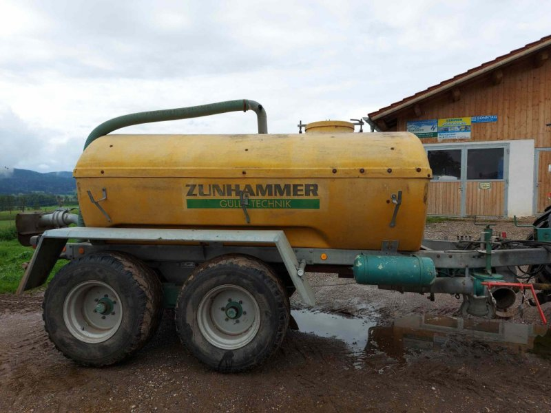 Pumpfass типа Zunhammer K 7 PUL, Gebrauchtmaschine в Antdorf (Фотография 1)