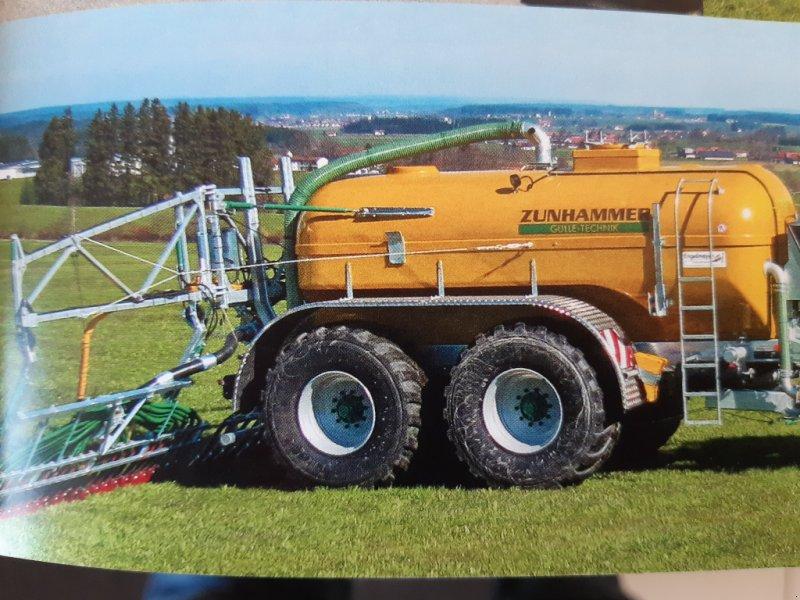 Pumpfass typu Zunhammer MKE 14 PUSS, Neumaschine v Höslwang (Obrázok 1)