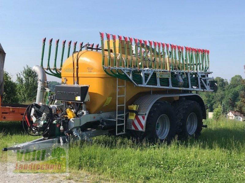 Pumpfass des Typs Zunhammer MKE 14 PUSS, Neumaschine in Hutthurm bei Passau (Bild 1)