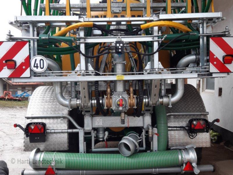 Pumpfass des Typs Zunhammer MKE 15,5 PUL, Neumaschine in Ortenburg (Bild 3)