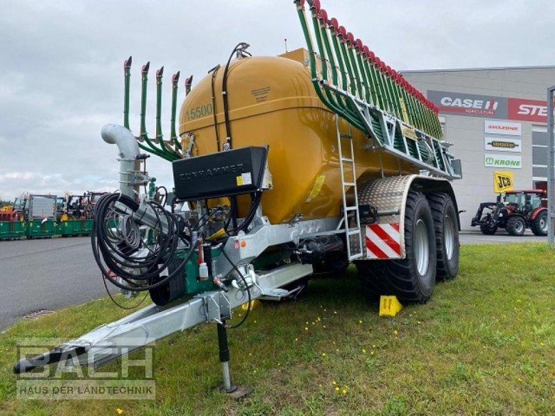 Pumpfass типа Zunhammer MKE 15500 PU, Neumaschine в Boxberg-Seehof (Фотография 1)