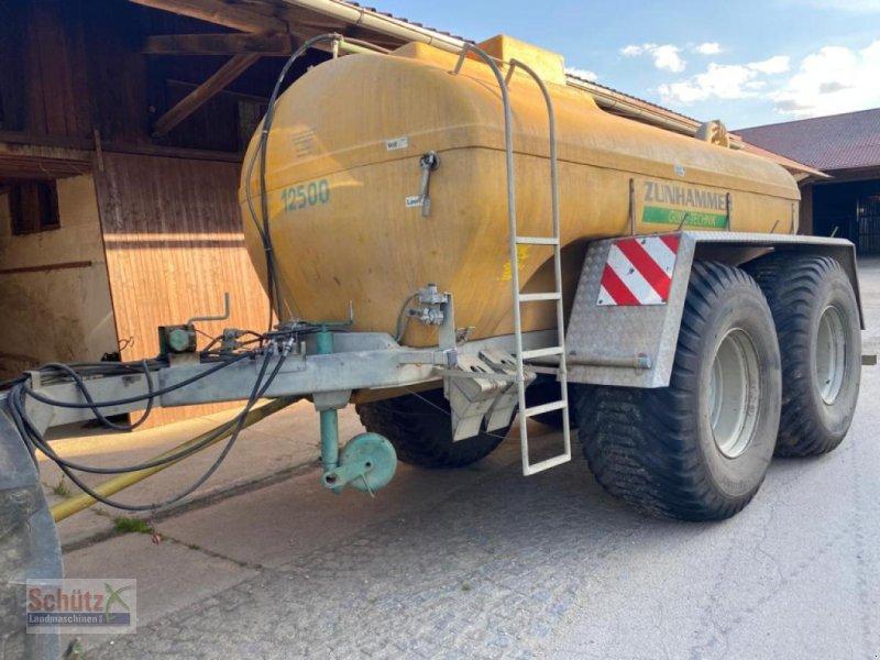 Bild Zunhammer Schleuderfaß TS 12.5 12500 Liter