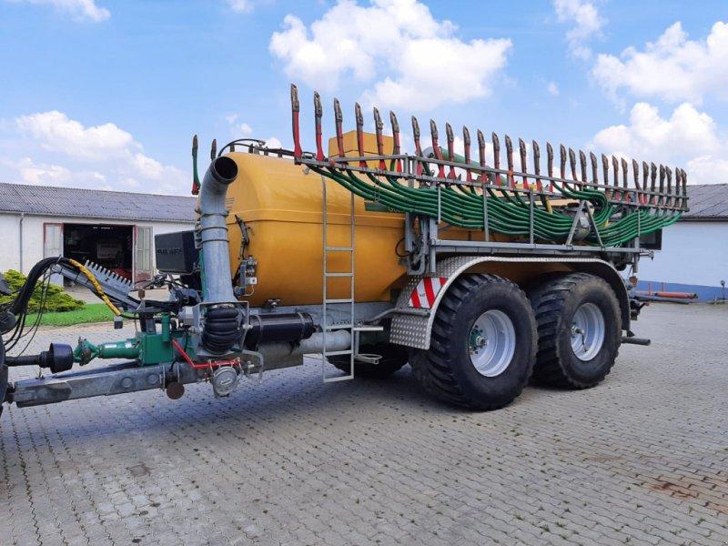 Pumpfass des Typs Zunhammer SK 15,5, Gebrauchtmaschine in Egglkofen (Bild 1)